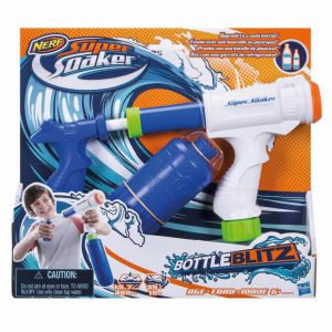Super Soaker Bottle Blitz New