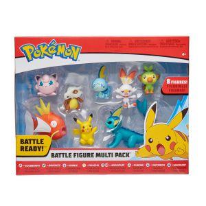 Pokemon Battle figuren multipack 8-pack Wave 5