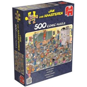 Puzzel JvH: Vang de muis 500