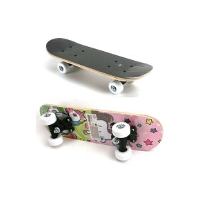 Mini skateboard unicorn 43x12cm