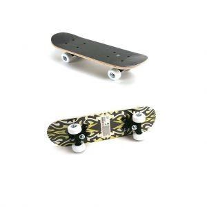 Mini skateboard tribal 43x12cm