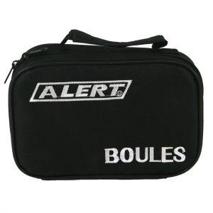 Jeu de Boules set metaal 6 ballen