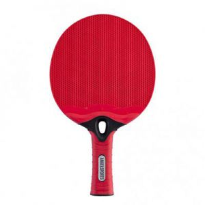 Tafeltennis bat outdoor rood