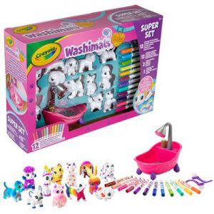 Washimals deluxe set