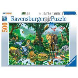 Puzzel 500 stuks jungle harmony