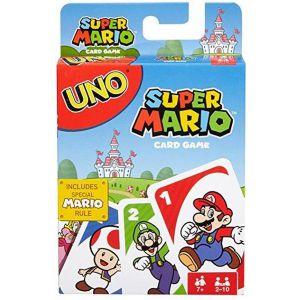 Spel Uno Mario Kart