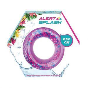 Zwemring Veren Multicolor 90 Cm