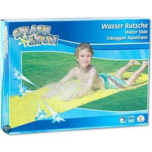 Splash & Fun Waterglijbaan