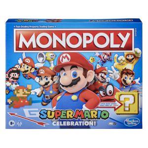 Monopoly super mario celebration