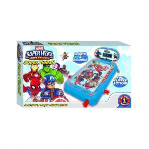 Superhelden Avonturen Pinball