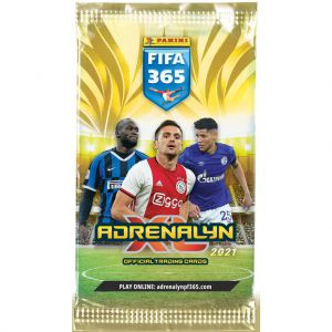 Adrenalyn FIFA365 2020-2021 Booster