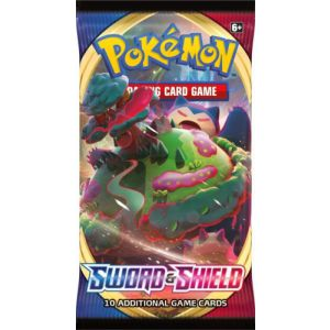 Pokemon booster SS1: Sword en Shield