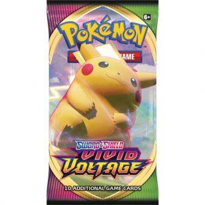 Pokemon TCG Sword en Shield Vivid Voltage Booster