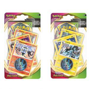 Pokemon TCG Sword En Shield Vivid Voltage Premium Checklan 1 pak