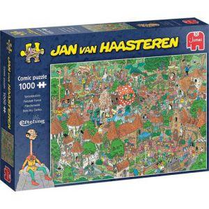 Jan van Haasteren puzzel 1000 stukjes sprookjesbos Efteling