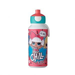 Drinkfles Pop-Up LOL Suprise 400 ml