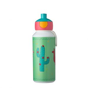Drinkfles Pop-up Lama 400 ML