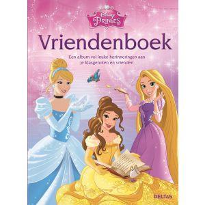 Vriendenboekje disney prinses