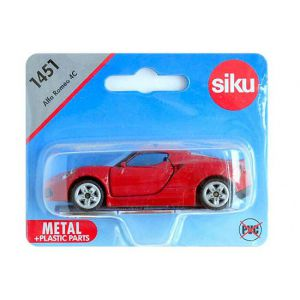 Siku auto alfa romeo 4c