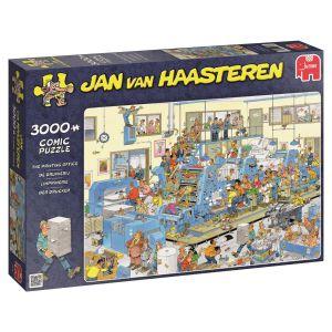 Puzzel JvH: De Drukkerij 3000