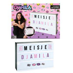 Djamila Lichtbox