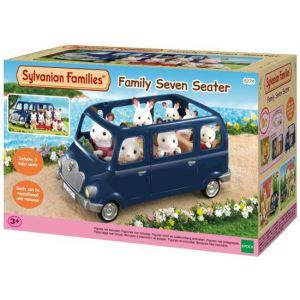 Sylvanian Families Familiewagen 7 zits
