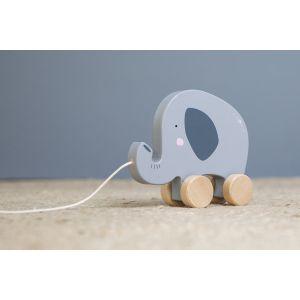 Little Dutch trekfiguur olifant