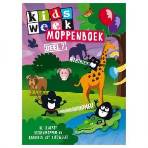 Moppenboek kidsweek deel 7