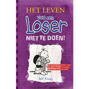 Boek leven van een loser Niet te doen!
