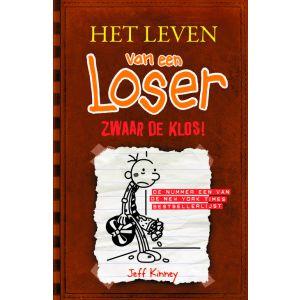 Boek leven van een loser 7 Zwaar de klos!