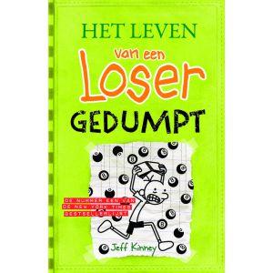 Boek leven van een loser gedumpt