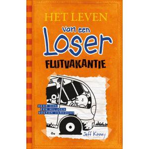 Boek leven van een loser 9 Flutvakantie!