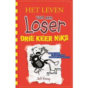 Boek leven van een loser 11 Drie keer niks!