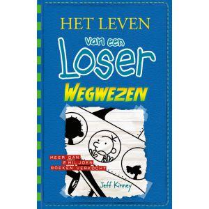 Boek leven van een loser 12 Wegwezen