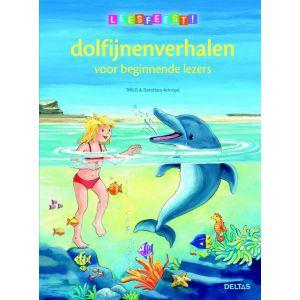 Boek leesfeest! dolfijnenverhalen voor beginnende lezers