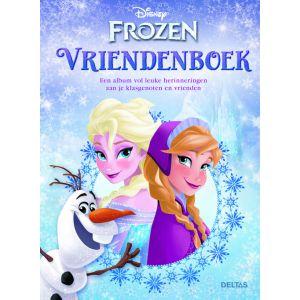 Vriendenboekje Disney Frozen