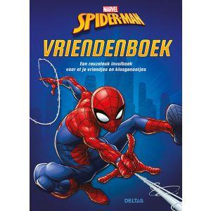 Vriendenboekje spiderman