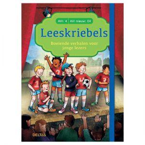 Leeskriebels boeiende verhalen voor jonge lezers AVI E4