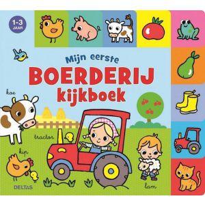 Mijn eerste boerderij kijkboek