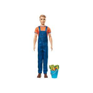 Barbie Ken op de boerderij