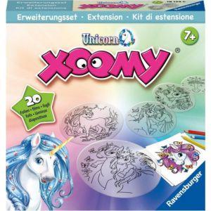 Xoomy uitbereiding eenhoorn