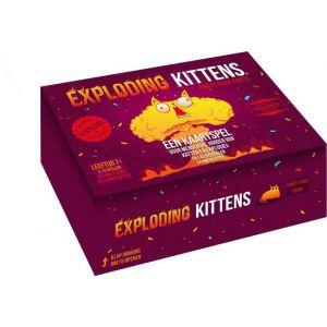 Exploding Kittens Party Pack - Nederlandstalig Kaartspel