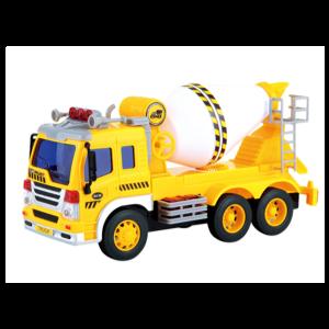Cementwagen met licht en geluid 1:16