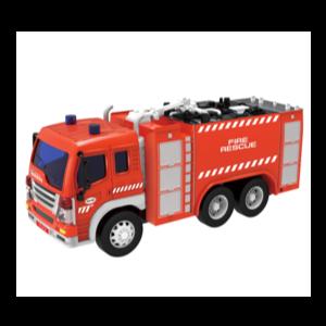 Brandweerwagen met licht en geluid 1:16