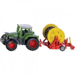 Siku tractor met beregeingshaspel
