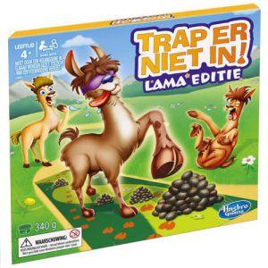 Trap er niet in: Lama editie