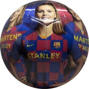 Bal FC Barcelona groot shiny Martens