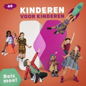Cd Kinderen voor Kinderen: Reis mee vol. 40