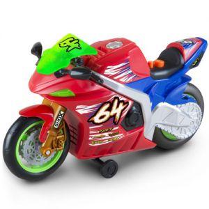 Nikko Road Rippers Wheelie Nitro Racemotor Rood