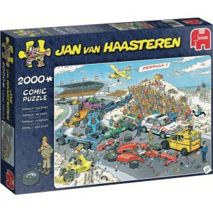 JvH: Formule 1- De Start 2000 stukjes